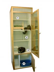 Cat Condos and Furniture